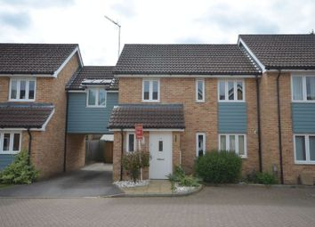 Thumbnail 3 bed link-detached house to rent in Bluebell Gardens, Hythe, Southampton