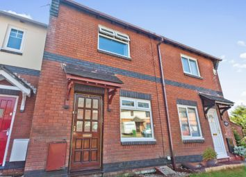 Thumbnail 2 bed terraced house to rent in Cwrt Y Waun, Beddau, Pontypridd