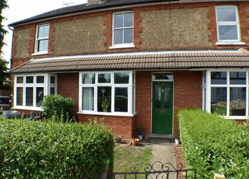 Thumbnail 2 bed terraced house to rent in Walnut Tree Lane, Byfleet, Surrey