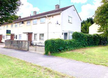 Thumbnail 2 bedroom end terrace house for sale in Penhill Drive, Penhill, Swindon
