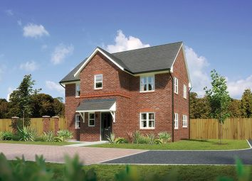 "Thumbnail 4 bed detached house for sale in ""Westwood"" At Close Lane, Alsager, Stoke-On-Trent ST7, Alsager,"
