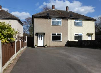 Thumbnail 2 bed semi-detached house for sale in Chelmorton Place, Chaddesden, Derby