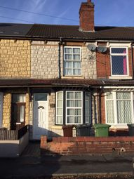 Thumbnail 2 bed terraced house to rent in Fraser Street, Bilston