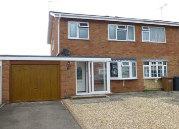 Thumbnail 3 bed semi-detached house for sale in Clevedon Green, South Littleton, Evesham