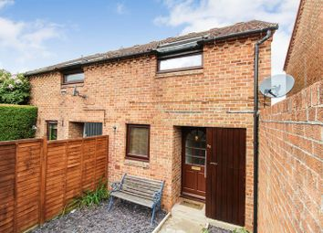 Thumbnail 2 bed end terrace house for sale in Cresswell Road, Newbury