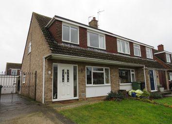 Thumbnail Semi-detached house for sale in Stenton Close, Abingdon