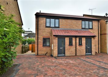 Thumbnail 2 bed semi-detached house for sale in Drift Avenue, Stamford