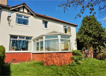 Thumbnail 4 bed semi-detached house for sale in Rochdale Road, Halifax