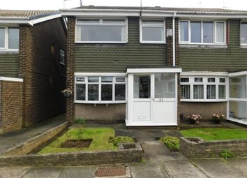 Thumbnail 3 bed property for sale in Silksworth Road, Silksworth Gardens, Sunderland