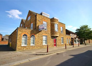 Thumbnail 2 bed flat for sale in Guildford Street, Chertsey, Surrey