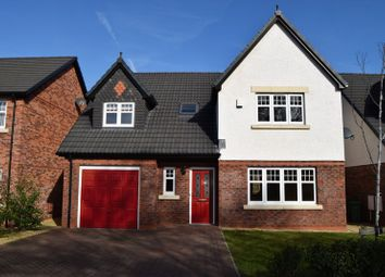 Thumbnail 4 bed detached house to rent in Kirkland Road, Wigton