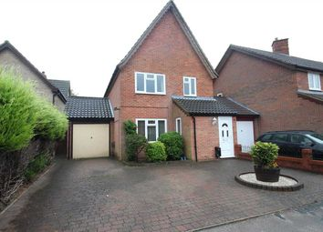Thumbnail 3 bed detached house for sale in Farriers Close, Martlesham Heath, Ipswich