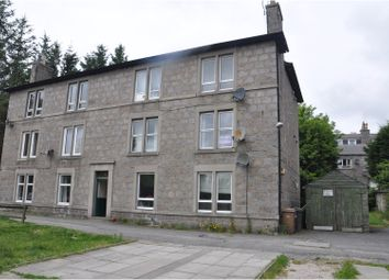 Thumbnail 2 bedroom flat for sale in Mugiemoss Road, Aberdeen
