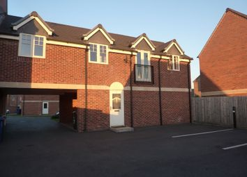 Thumbnail 2 bed town house to rent in Caroline Court, Burton-On-Trent