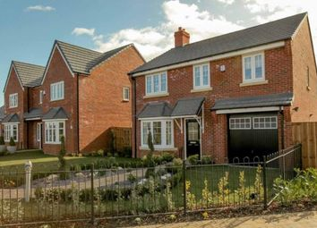 Thumbnail 4 bedroom detached house for sale in Thurstan Park, Northallerton Road, Brompton, Northallerton