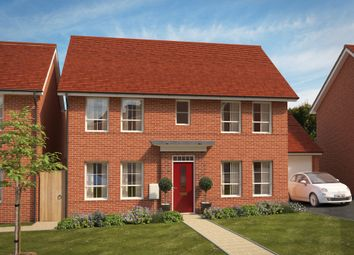 "Thumbnail 4 bedroom detached house for sale in ""Thornbury"" at Pinn Lane, Pinhoe, Exeter"