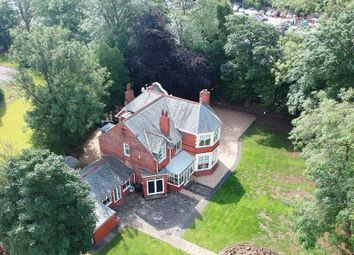 Thumbnail 5 bed detached house for sale in Manchester Road, Woolston, Warrington