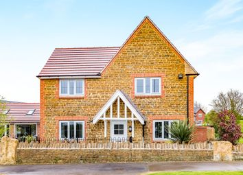 Thumbnail 4 bed detached house for sale in Osprey Drive, Priors Hall Park, Corby