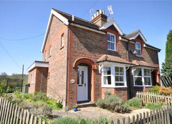 Thumbnail 3 bed semi-detached house for sale in Kerves Lane, Horsham
