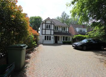 Thumbnail 4 bed detached house to rent in Foxley Lane, Purley