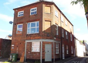 Thumbnail 2 bedroom flat for sale in Fakenham, Norfolk