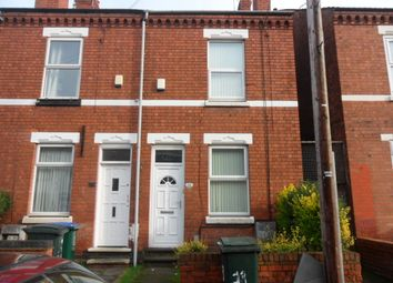 Thumbnail 4 bedroom terraced house to rent in Charterhouse Road, Stoke