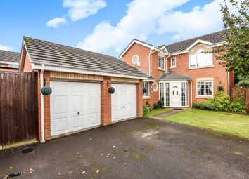 Thumbnail 4 bed detached house for sale in Primrose Walk, Woodford Halse