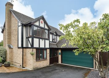 Thumbnail 4 bed detached house for sale in Almond Close, Wokingham, Berkshire