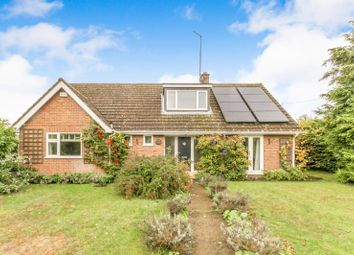 Thumbnail 5 bed bungalow to rent in Stamford Road, Ryhall, Stamford