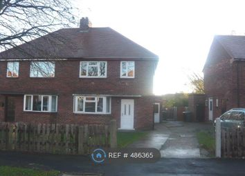 Thumbnail 3 bed semi-detached house to rent in Shaftsbury Avenue, Doncaster