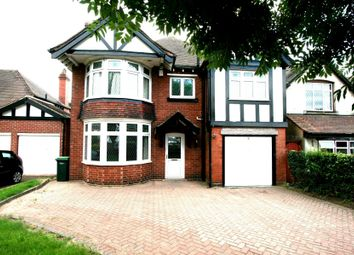 Thumbnail 5 bed detached house to rent in Sundial Lane, Great Barr Birmingham