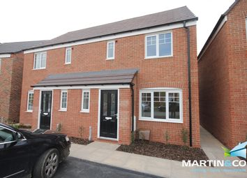Thumbnail 3 bed semi-detached house to rent in Martineau Gardens, Martineau Drive, Off Balden Rd, Harborne
