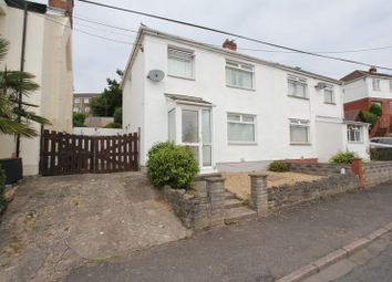 Thumbnail 3 bed semi-detached house for sale in Old Mill Road, Barry