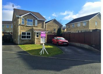 Thumbnail 3 bedroom detached house for sale in Quakers View, Brierfield, Nelson