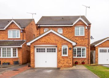 Thumbnail 3 bed detached house for sale in Sycamore Avenue, Eggborough, Goole