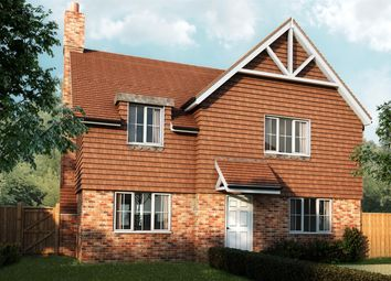 Thumbnail 4 bed detached house for sale in High Halden, Ashford