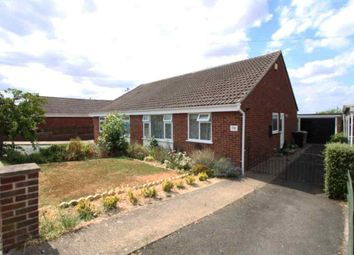 Thumbnail 2 bedroom semi-detached bungalow for sale in Churchill Road, Stamford