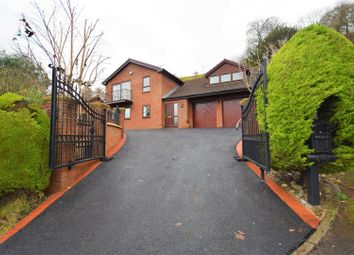 Thumbnail 5 bedroom detached house for sale in Fron Castell, Fron Bache, Llangollen