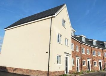 Thumbnail 4 bedroom terraced house to rent in Teasel Close, Red Lodge