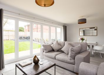 Thumbnail 3 bed detached house for sale in Abbott Close, Easingwold, York