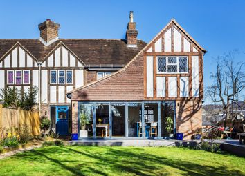 West Hill, Oxted RH8. 4 bed semi-detached house for sale