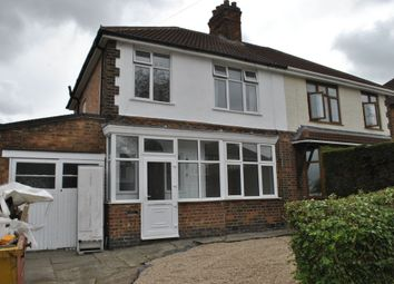 Thumbnail 3 bed semi-detached house to rent in Sandy Rise, Wigston