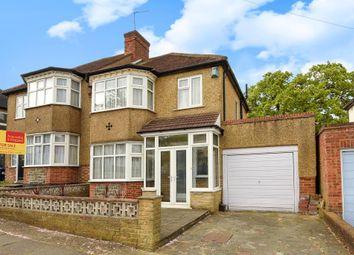 Thumbnail 3 bedroom semi-detached house for sale in Hillside Gardens, Barnet