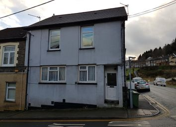 Thumbnail 1 bed flat to rent in Margaret Street, Abercynon, Mountain Ash