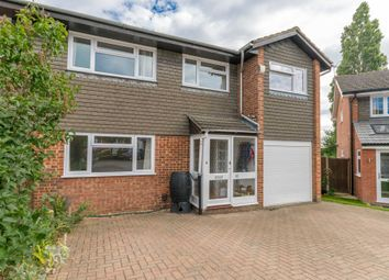 Thumbnail 5 bed semi-detached house to rent in Ranleigh Walk, Harpenden