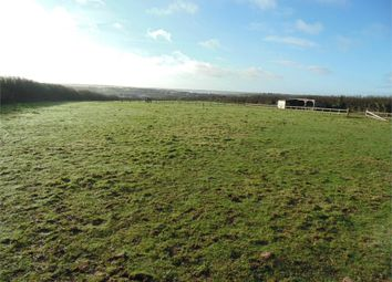 Thumbnail Land for sale in Dale Road, Hubberston, Milford Haven