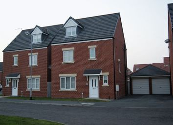 Thumbnail 4 bed detached house for sale in Blackhaugh Drive Seaton Delaval, Whitley Bay