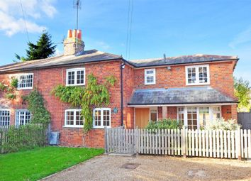 Thumbnail 4 bed semi-detached house to rent in Bigfrith Lane, Cookham, Maidenhead