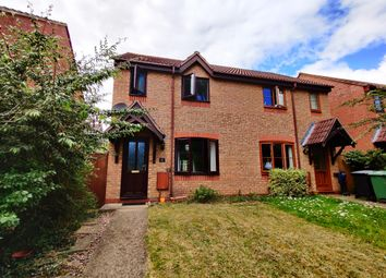 Thumbnail 3 bed semi-detached house to rent in Olive Avenue, Newton Flotman, Norwich