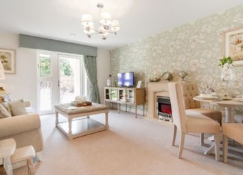 Thumbnail 1 bed flat for sale in Fields Park Drive, Alcester